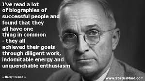 Harry Truman Quotes Amazing Harry Truman Quotes At StatusMind