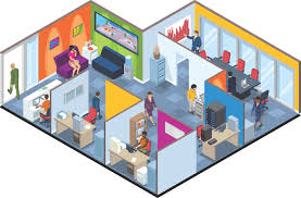 organize small office. Organized Office Space Organize Small N