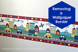 removing a wallpaper border organize and decorate everything 3318x2212