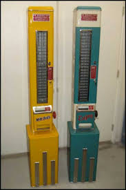 Vintage U Select It Vending Machines Custom Northland Jukeboxes USelectIt Candy Machines