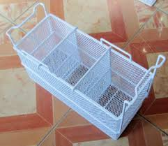 Chest Freezer Storage Baskets