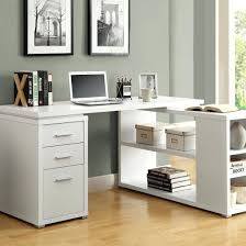 Designer Home Office Desks Impressive White Gloss Office Desks Uk White Home Office Furniture Uk R Desks