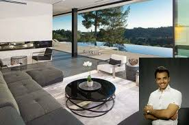 youtube beverly hills office. Mexican Actor/director Eugenio Derbez Grabs An $8 Million Architectural In Beverly Hills (Post Office) Youtube Office