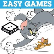 easy games tom jerry