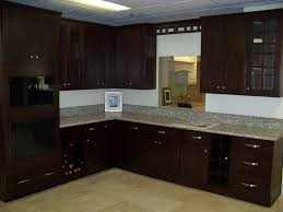 Expresso Kitchen Cabinets Kitchen Color Schemes With Espresso Cabinets Design Porter