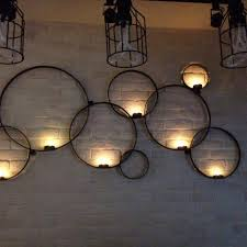 wall lights diy garden wall decor