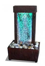 ed glass light show led indoor fountain my daughter bought me one of these for i didn t plug in until the end of january and it worked 2
