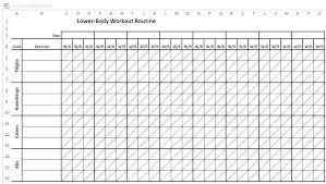 Insanity Workout Sheet Threeroses Us