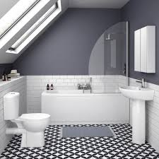 10 of the best bathroom suites on a budget | Ideal Home
