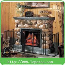 this is our fireplace fence baby safety fence which will provides a very safe environment for your child dog and cat it will prevent them into places they