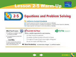 word problems involving linear equations in one variable examples