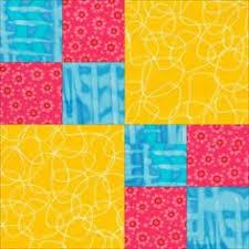 Free Easy Quilt Block Patterns | ... Quarters: Kansas' Premier ... & Easy Quilt Patterns | pic double four patch quilt pattern Free quilt block  patterns by Janet Adamdwight.com