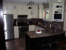 Peninsula Kitchen Kitchens Machnee Custom Woodworking
