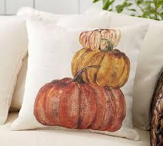Market Pumpkin Indoor/Outdoor Pillow