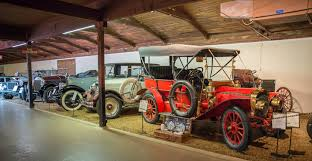 Classic and vintage car museums europe