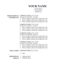 Resume Sample Harvard   Templates
