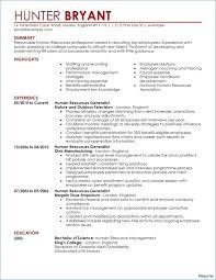 Hr Coordinator Resume Template Best of Human Resource Management Resumes Hr Coordinator Resume Template