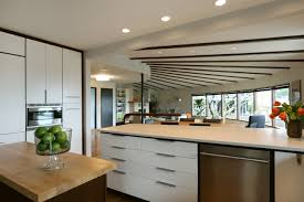 Mid Century Modern Kitchen Remodel Period Kitchens The 50s And 60s Inside Arciform