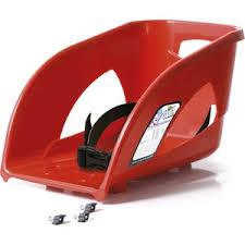 <b>Спинка для санок Prosperplast</b> SEAT 1 red (красный) (ISEAT1 ...