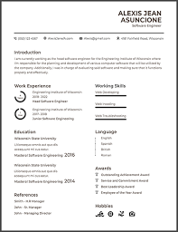 Quality Engineer Resume Gorgeous Free Software Quality Engineer CV Template Download 60 Resumes In
