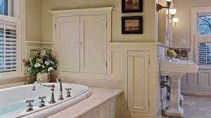 bathrooms for the craftsman era
