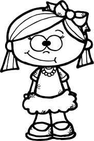 Cartoon Kids Drawing Cartoon People Girl