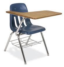 virco 9000 series student desk w bookrack set of 2
