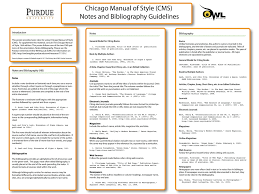 Template Chicago Essay Format
