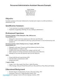 Dental Assistant Resume Examples No Experience 28 Executive