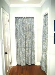 closet curtain inch curtain rod large size of curtains closet door ideas wardrobes with for closet curtain