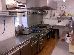 Agencement Cuisine Professionnelle Restaurant En Photo