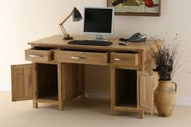 computer tables for home office. Oak Computer Desks For Home Office Charming Robust PC Within Solid Desk Remodel 13 Tables .