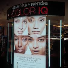 Pantone Colour Iq Foundation Matching At Sephora The Neon