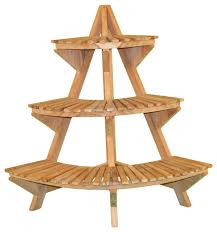 plant stand corner unit craftsman plant stands and telephone tables by jewels of java llc