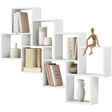 fmd wall mounted shelf with 11
