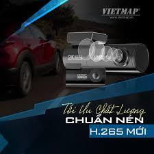 CAMERA HÀNH TRÌNH VIETMAP KC01 BẢN NÂNG CẤP - Phụ kiện ô tô CarVn