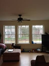 Three windows....what type of curtains?