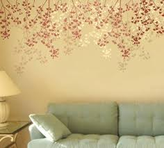 stencils for walls wall paint
