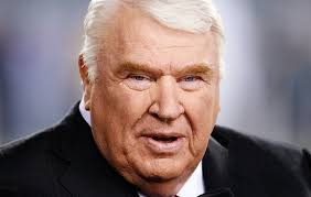 NFL fans cover your eyes, Super Bowl winning head coach John Madden was found this morning dead at his Pleasanton, California home. - etick_madden13_576