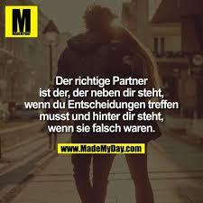 Der Richtige Partner Ist Der Made My Day