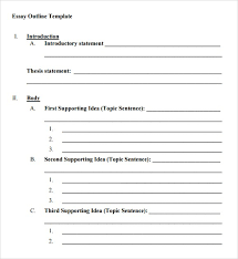blank outline template co blank outline template