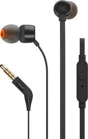 jbl earphones. jbl t110 black in-ear earphones jbl .