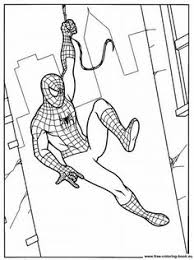 Small Picture spiderman coloring pages free Spiderman Coloring Pages For Kids