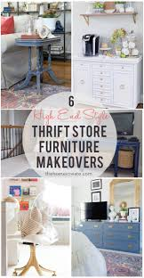 furniture makeovers. 6 High End Style Furniture Makeovers