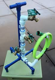 hose splitter heavy duty 3 spigot garden hose bibb valve manifold 3 port leak free high flow easy grip variable flow yard watering drip irrigation made in