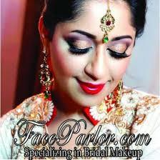 elegant indian bridal makeup artist queens