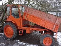 Трактор Т Шассик возможности конструктивные особенности Устройство отечественного трактора