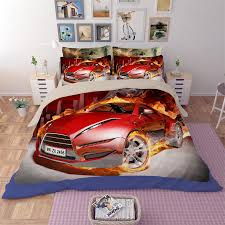 image of race car bed toddler