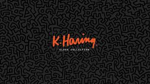 The K.<b>Haring</b> Glass Collection