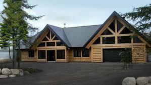galerie chalets maisons bois ronds prestige maison rond style chalet salle manger cote plans s pe decor francais construction conception anglais
